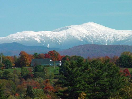 Eidelweiss Village, Madison, New Hampshire, États-Unis