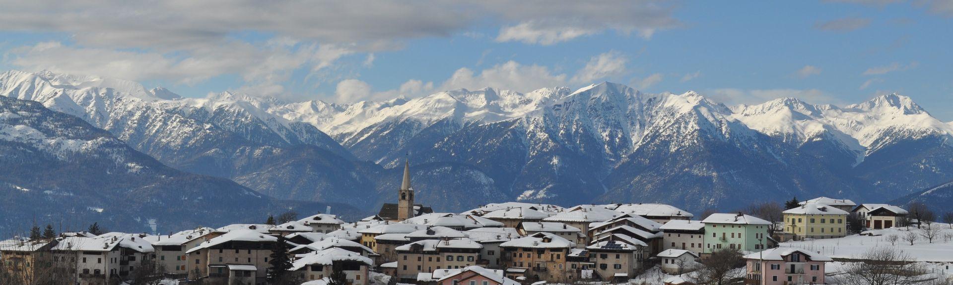Cis, Trento, Trentino-Alto Adige/South Tyrol, Italy