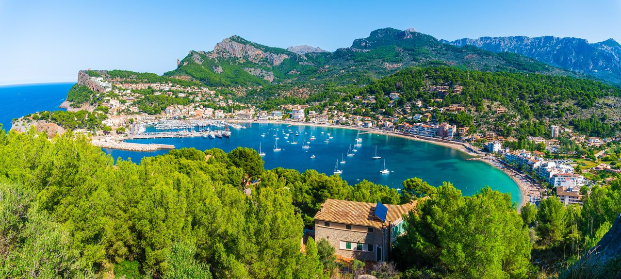 Sóller, Balearic Islands, Spain