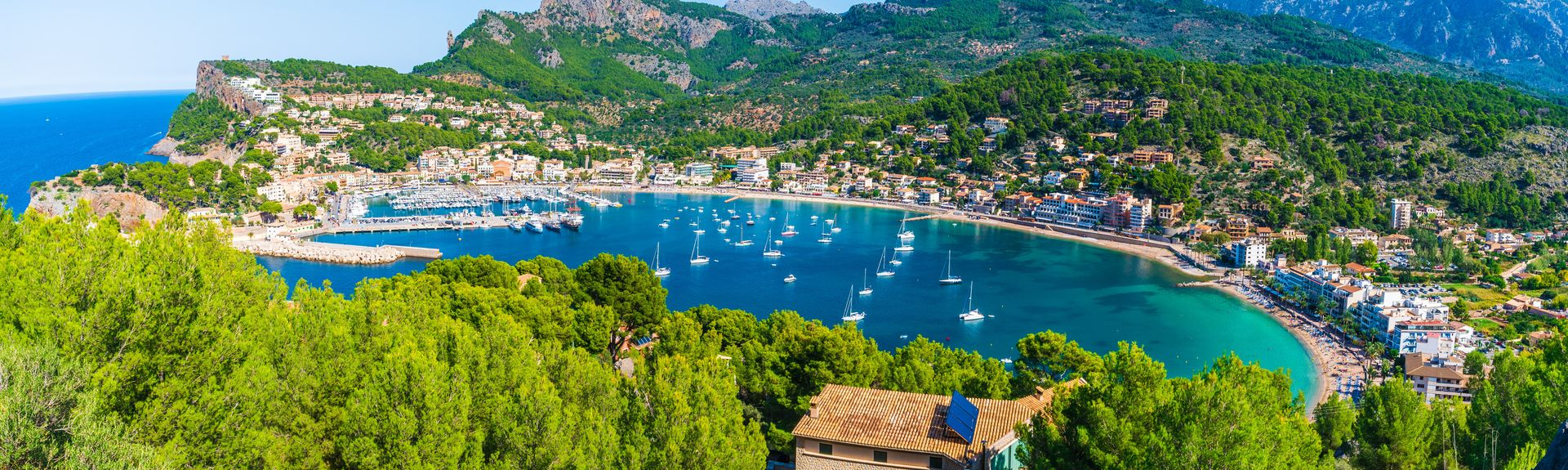 Soller, Balearic Islands, Spain