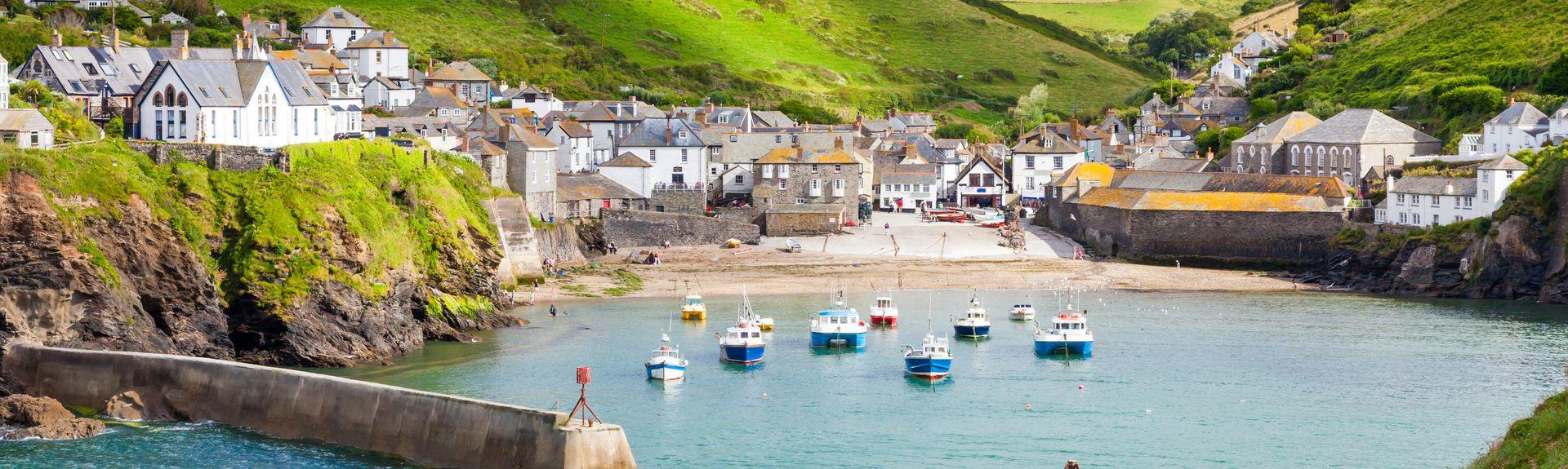 North Cornwall, Inglaterra, Reino Unido