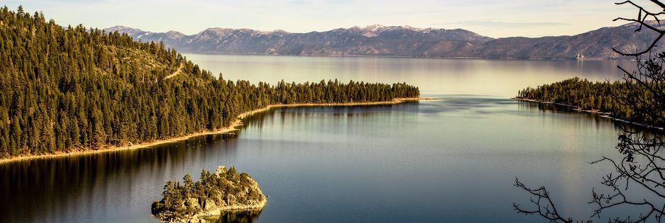 North Upper Truckee, South Lake Tahoe, Kalifornia, Yhdysvallat