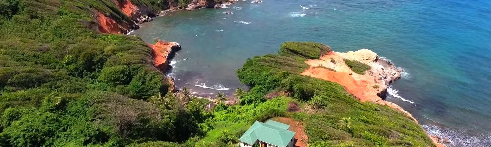 Anse Du Mé, St. Andrew, Dominica