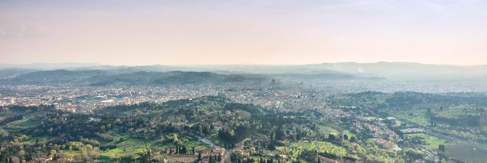Fiesole, Metropolitan City of Florence, Tuscany, Italy