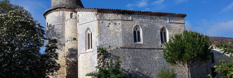 Maubec, Occitanie, France