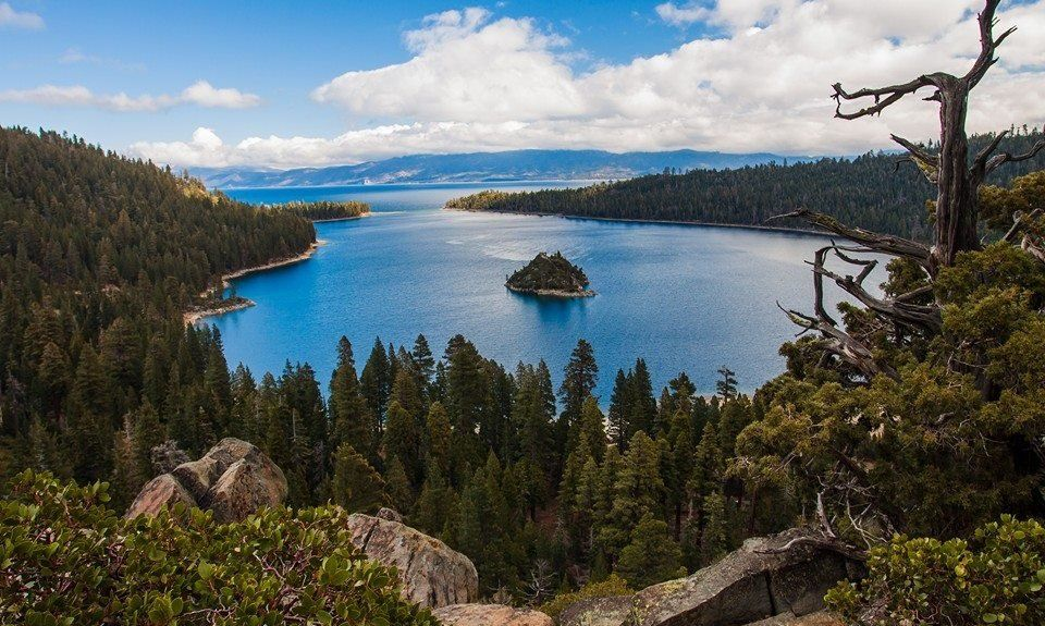 Lake Tahoe, California, Nevada, United States of America