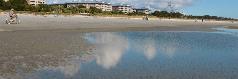 Coligny Beach, Hilton Head Island, Sør-Carolina, Forente Stater