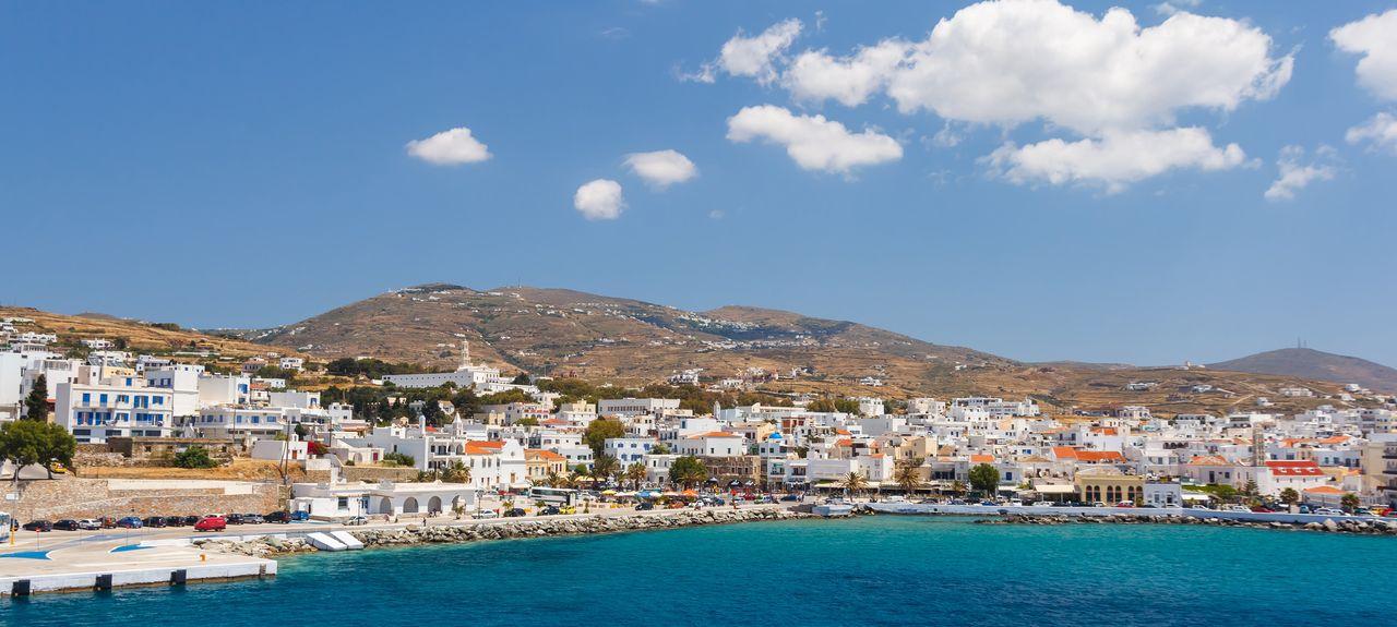 Tinos, Southern Aegean, Greece