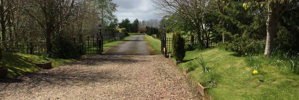 Strathclyde Country Park, Hamilton, Skotland, Storbritannien