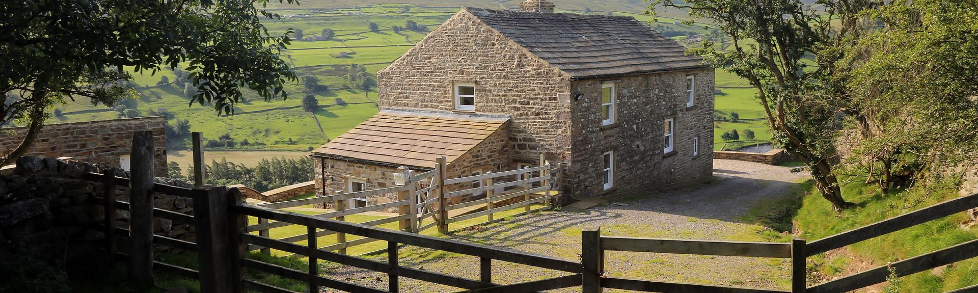 Stacja Horton-in-Ribblesdale, Horton in Ribblesdale, Anglia, Wielka Brytania