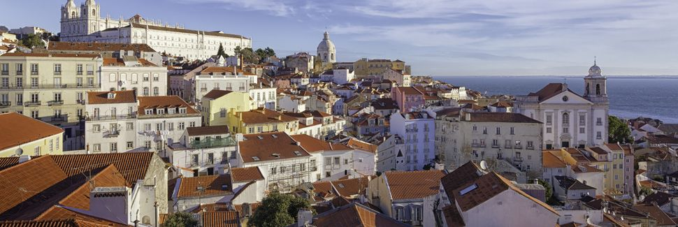 Alfama, Lissabonin alue, Portugali