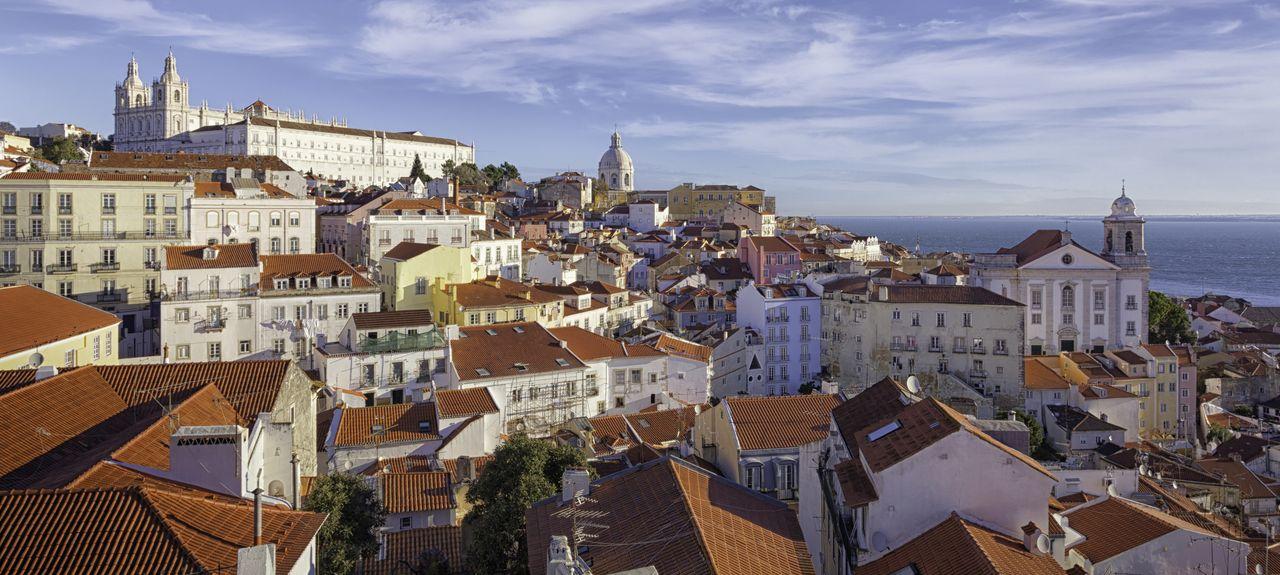 Alfama, Lisbon, Portugal