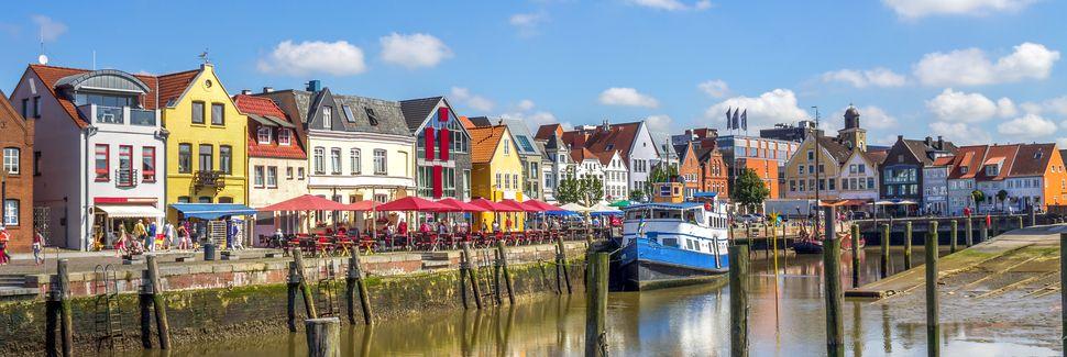 Husum, Schleswig - Holstein, Germania