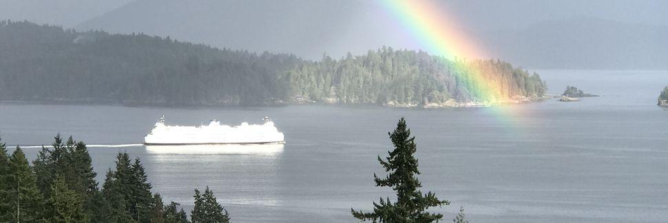 Gambier Island, British Columbia, CA