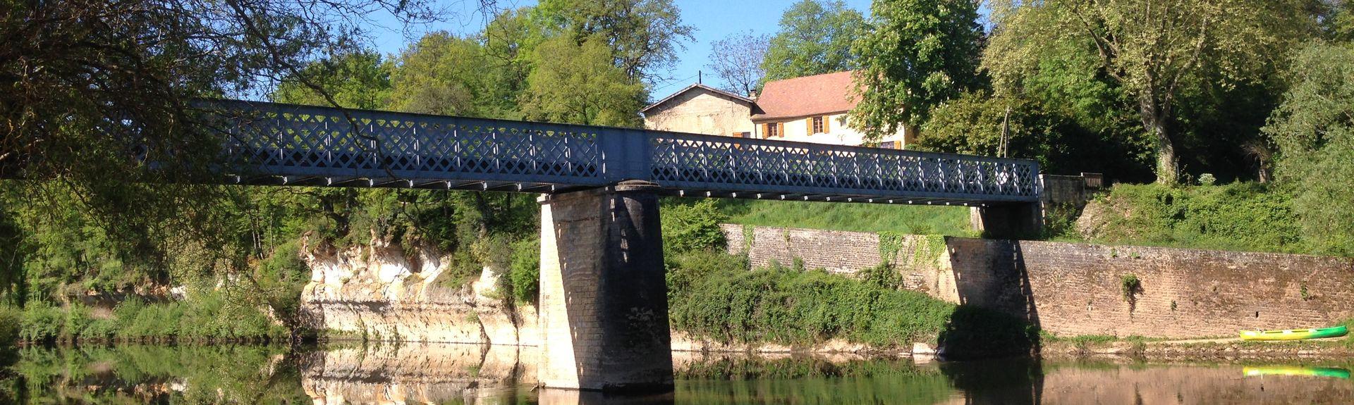Audrix, Dordogne, France