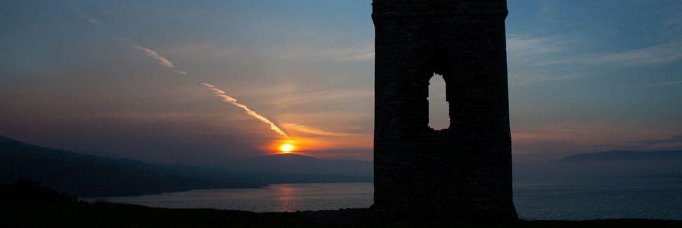 Dingle Harbour, Dingle, Kerry Provinz, Irland