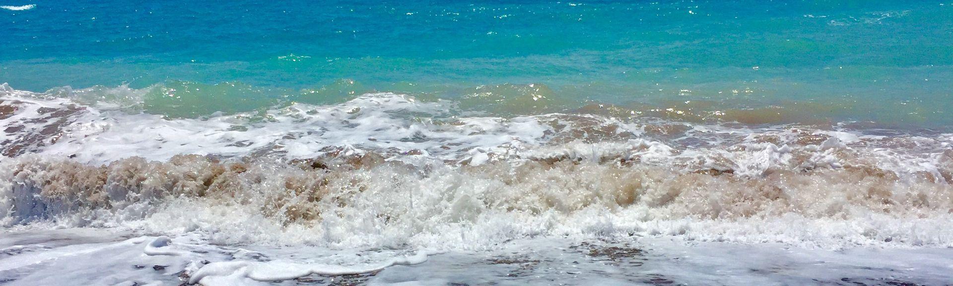 Παραλία Περβόλια, Περβόλια, Λάρνακα, Κύπρος