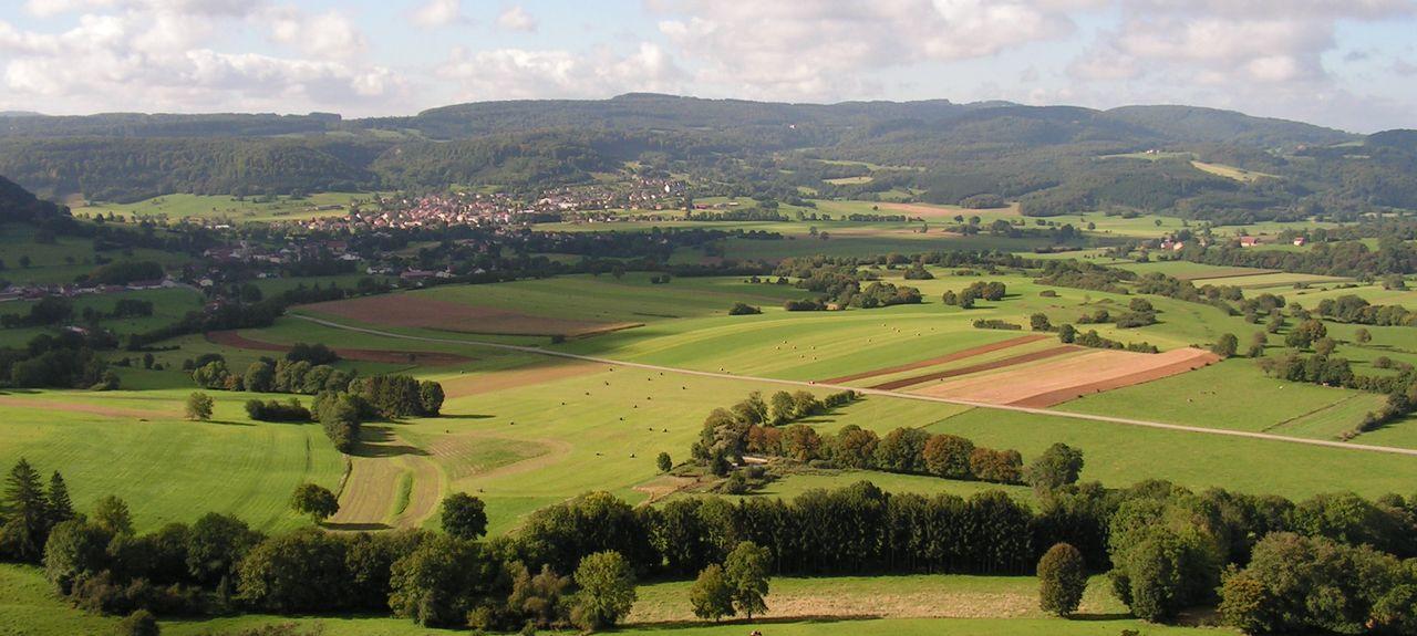 Bremondans, Bourgogne-Franche-Comté, France