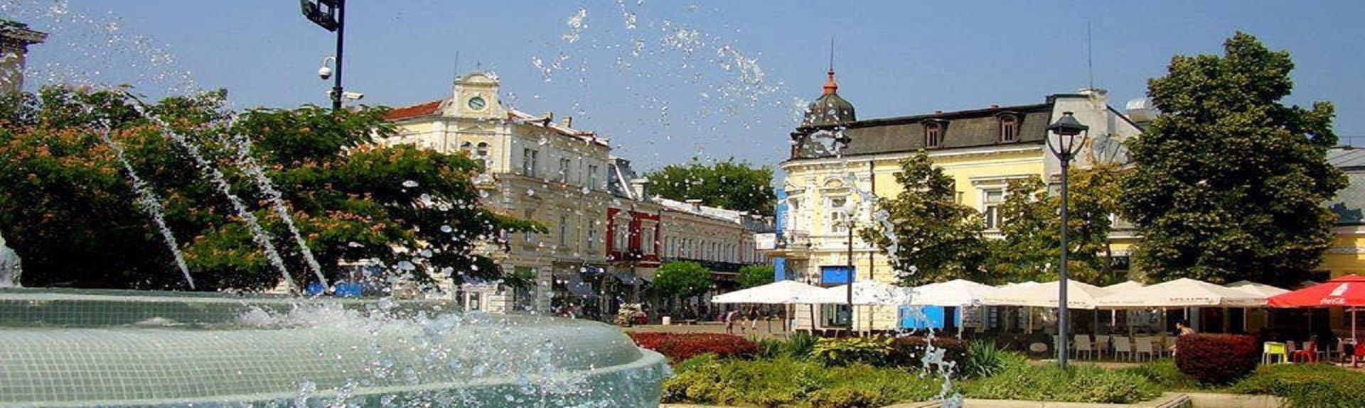 Pantheon of National Revival Heroes, Ruse, Bulgaria