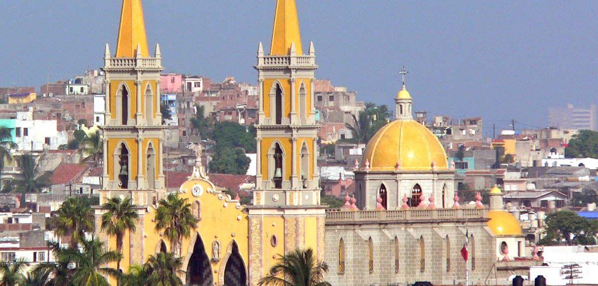 Centro Historico, Mazatlan, Sinaloa, México