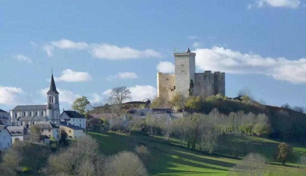 Villeneuve-Lécussan, Occitanie, Frankreich