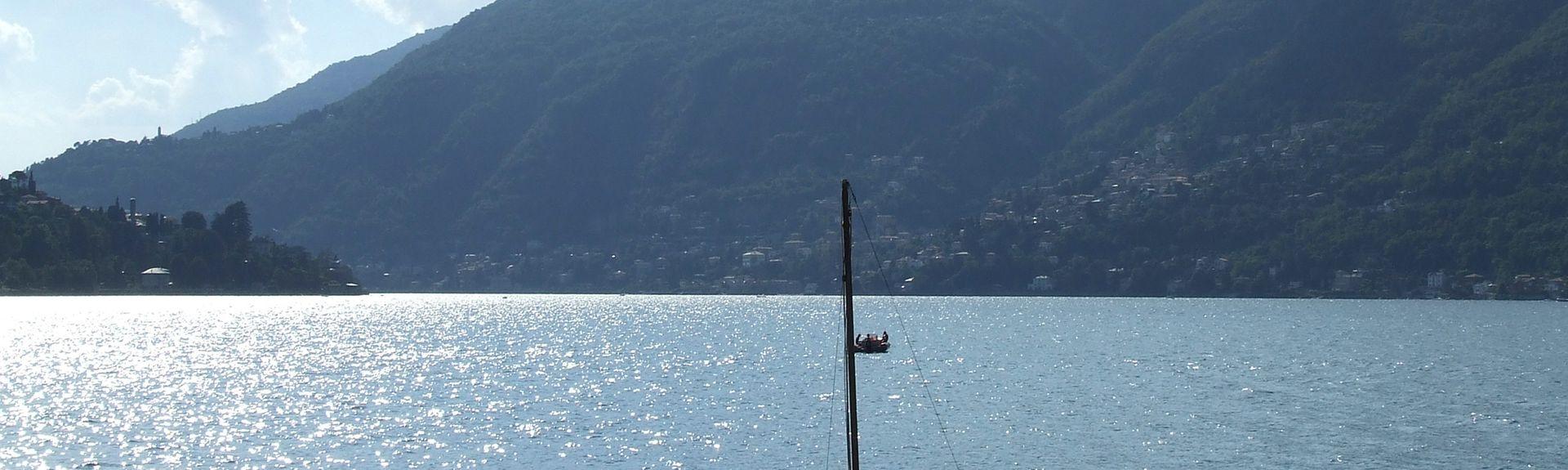 Torno, Como, Lombardy, Italy