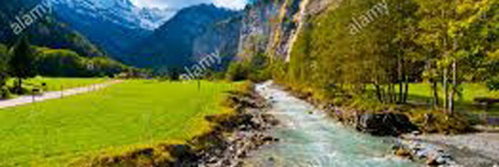Blatten, Valais, Schweiz