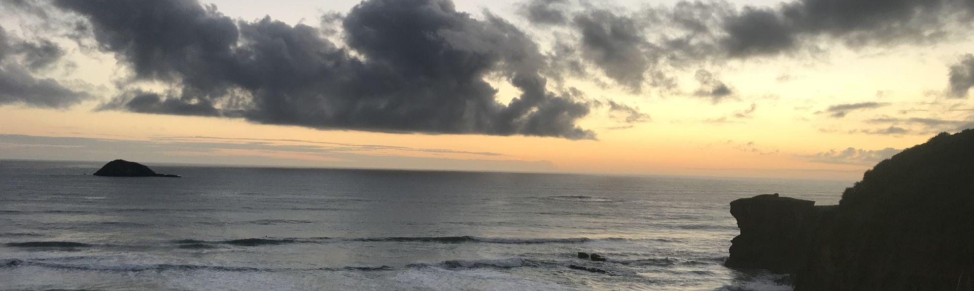 Karekare Beach, Karekare, North Island, New Zealand