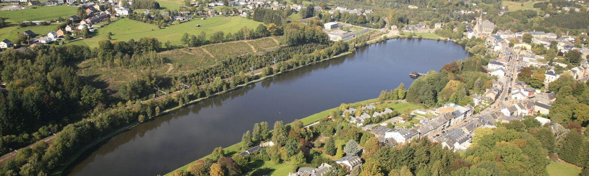 Stavelot, Région de la Wallonie, Belgique