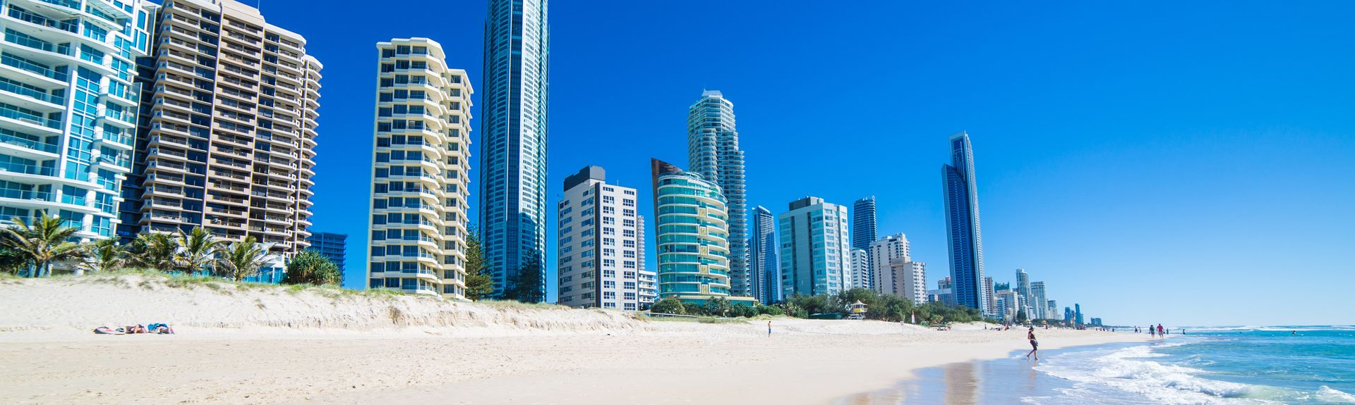 Surfers Paradise, Gold Coast, Queensland, Australien