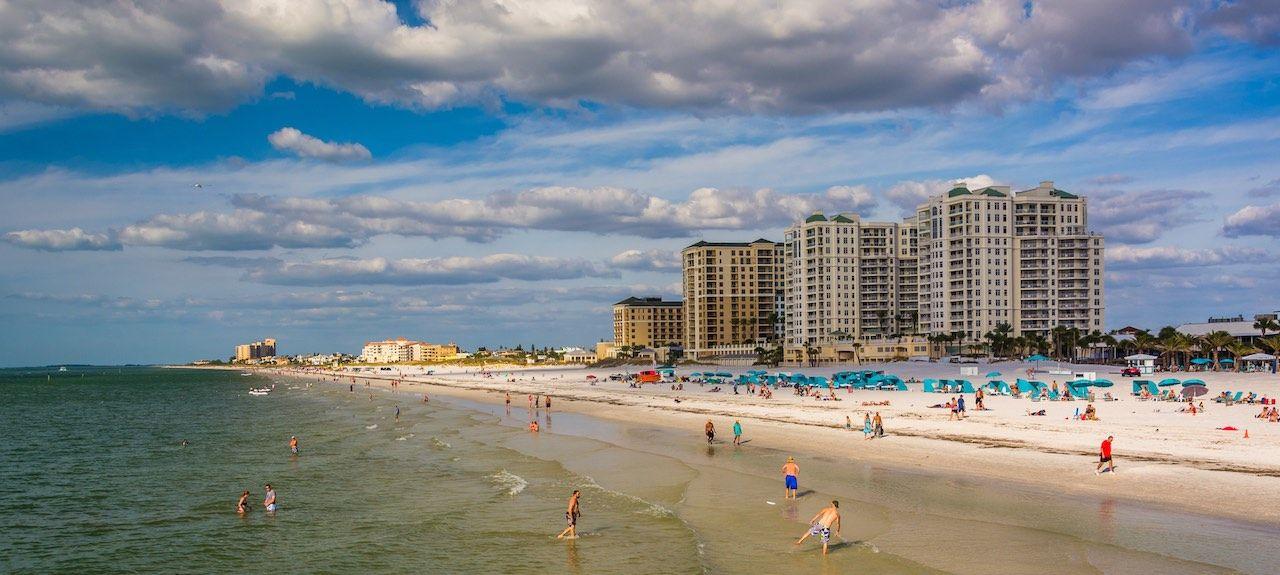 Florida Gulf Coast, Floride, États-Unis d'Amérique