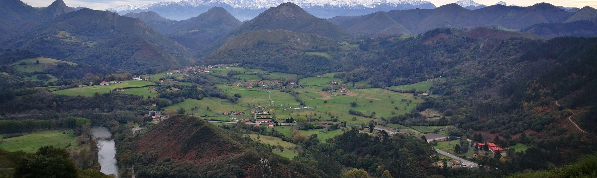Cantabrian Mountains, Spain