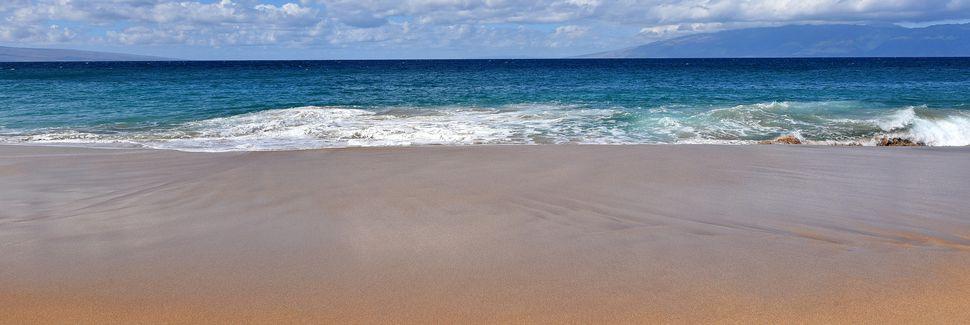 Kalepolepo Beach Park, Kihei, Hawaii, USA