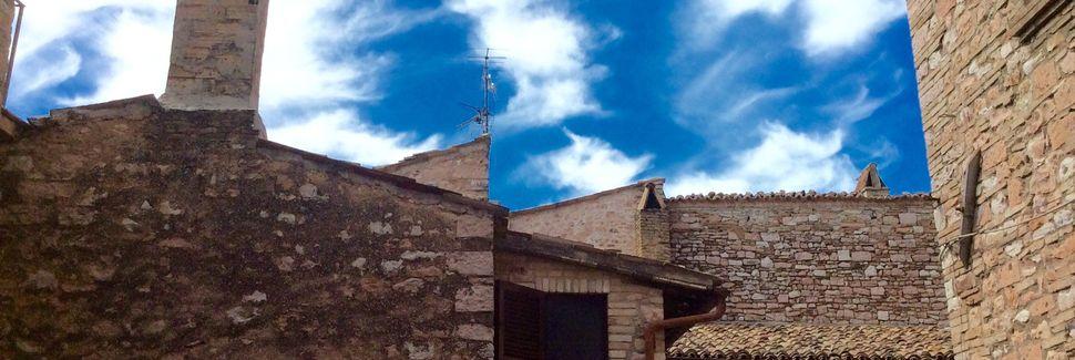 Spello, Umbria, Italia