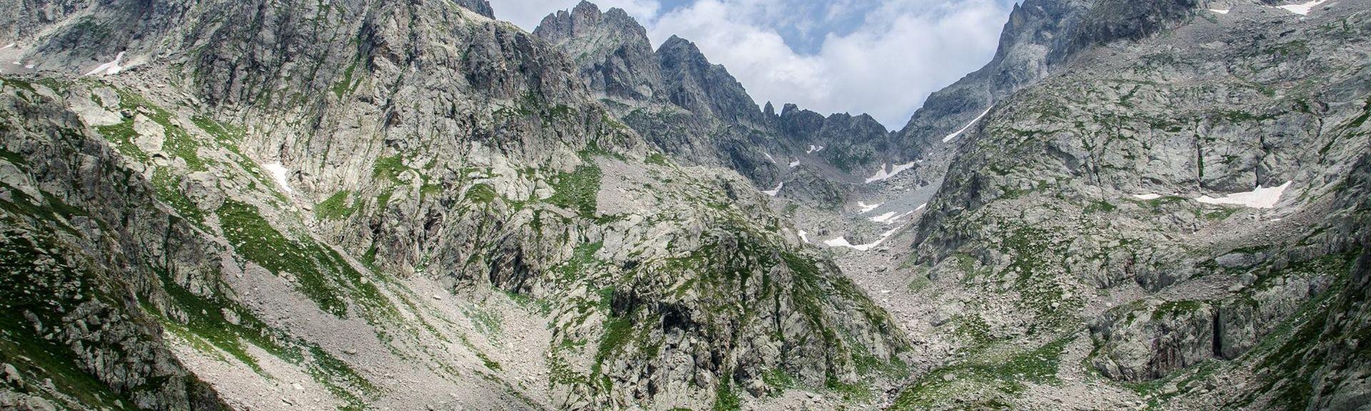 Belvedere, Alpes Marítimos, Francia