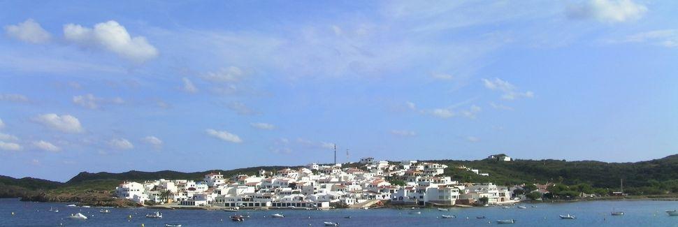 Cala en Turqueta, Ciutadella de Menorca, Ilhas Baleares, Espanha