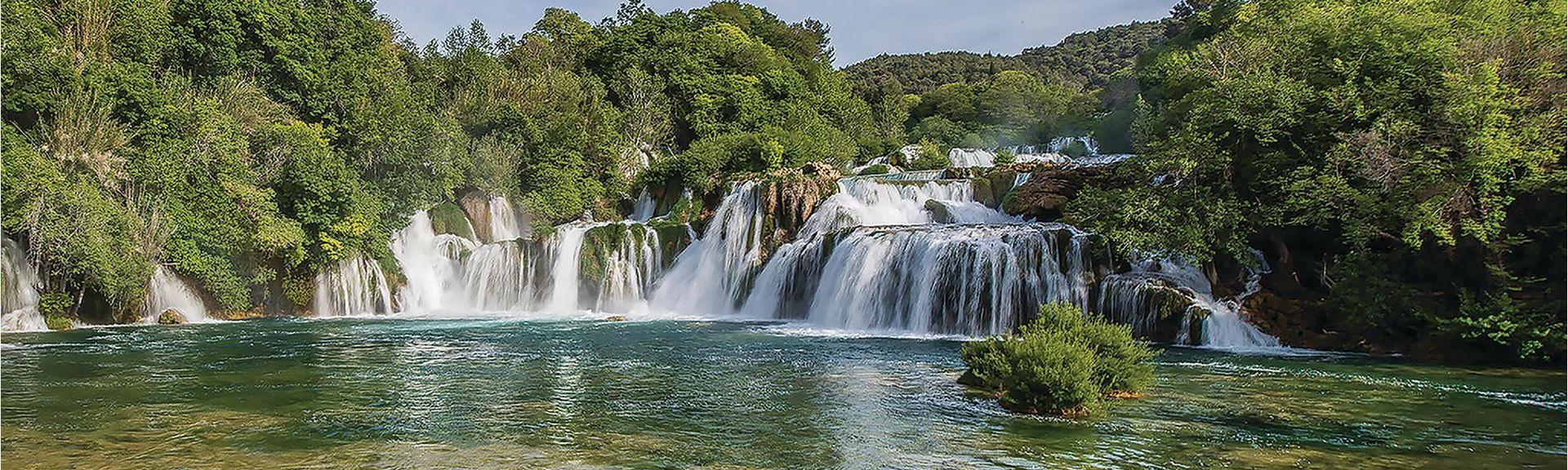 Bićine, Comitat de Šibenik-Knin, Croatie