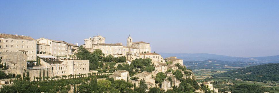 Luberon, Provence-Alpes-Côte d'Azur, Frankrike