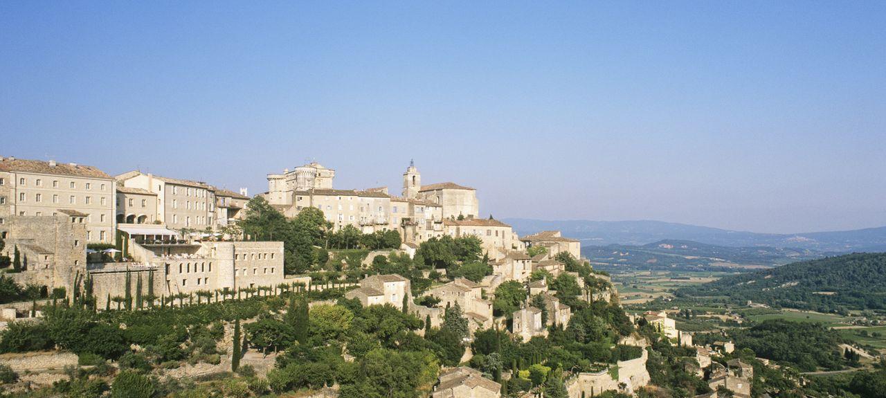 Massif du Luberon, Provence-Alpes-Côte d'Azur, France