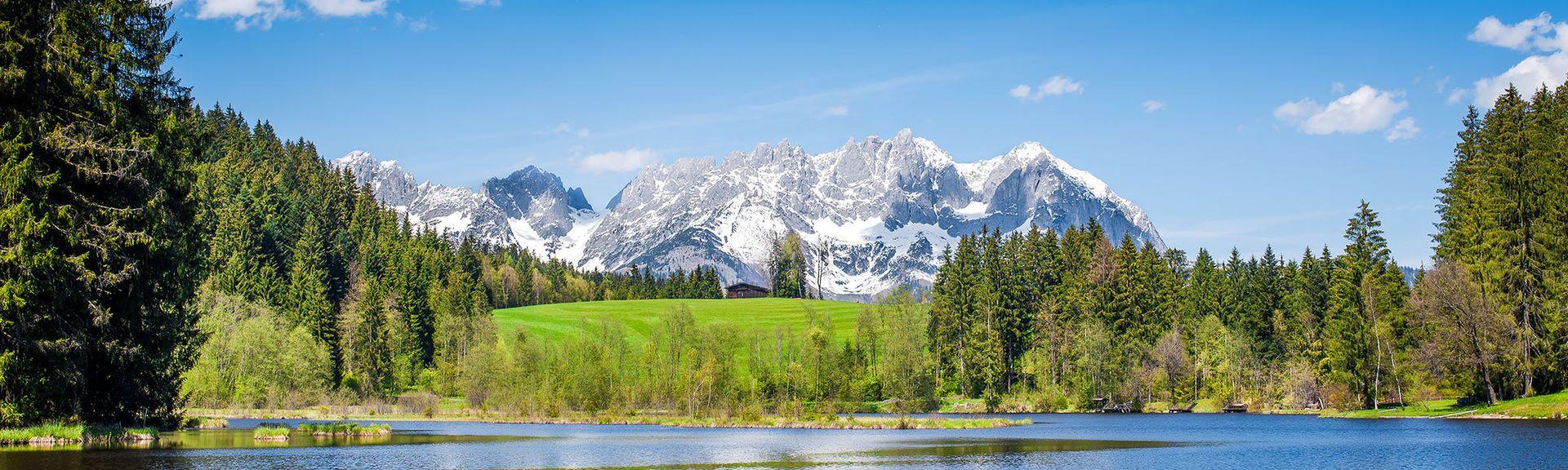Saalbach-Hinterglemm Ski Resort, Saalbach, Austria