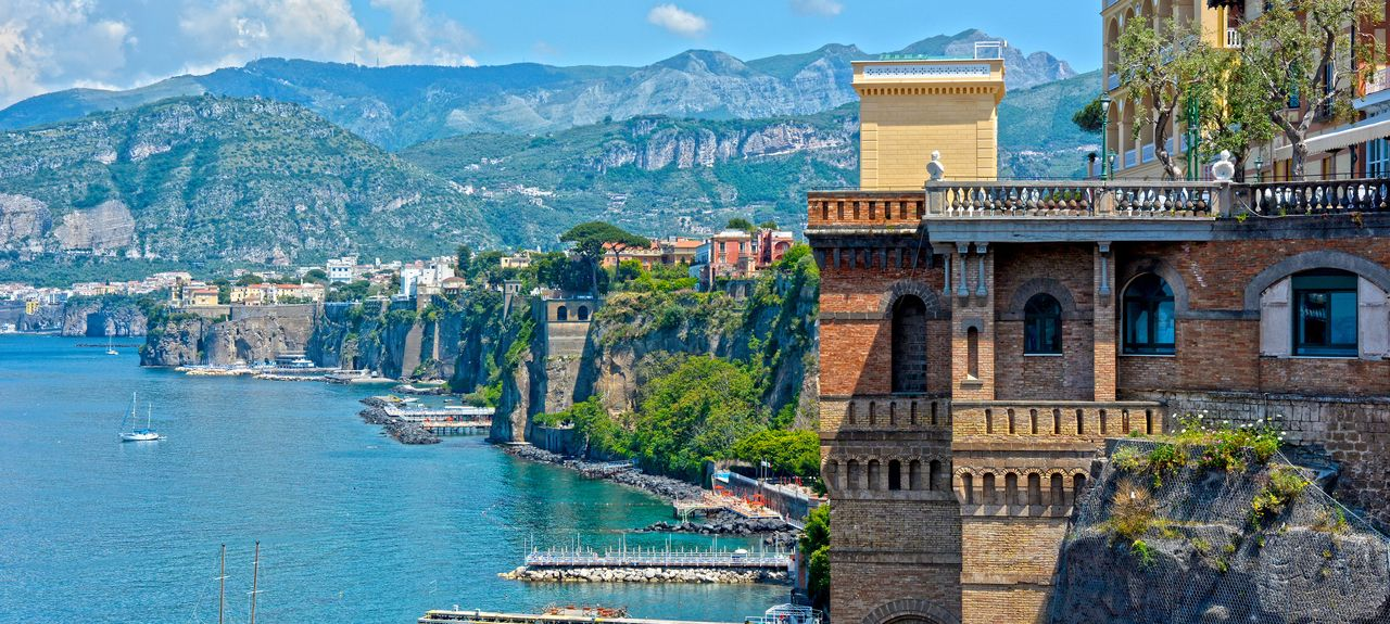 Sorrento, Metropolitan City of Naples, Campania, Italy