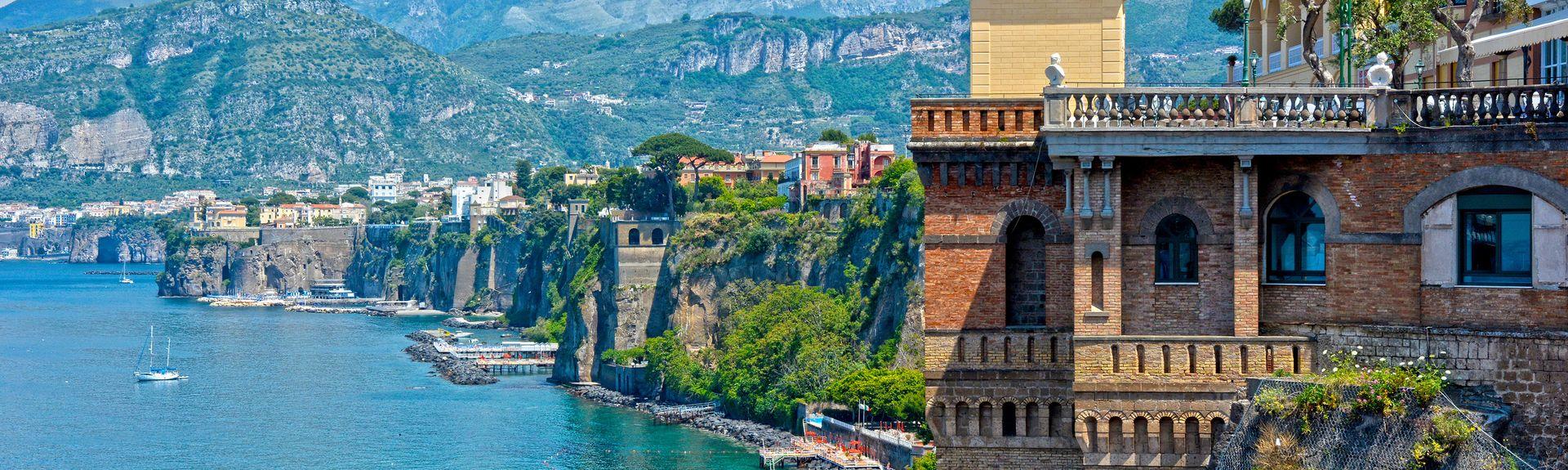 Sorrento, Campania, Italië