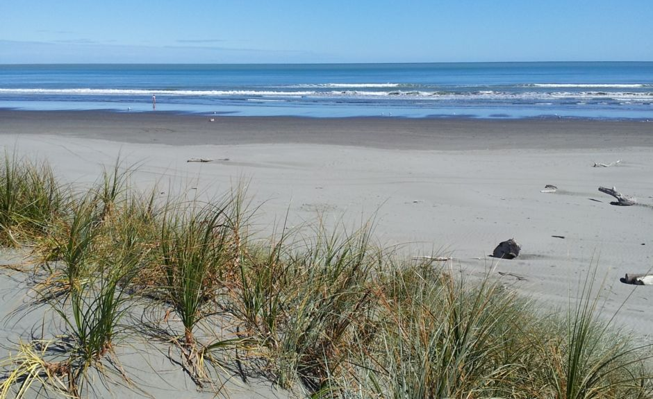 Foxton Beach, Horowhenua, Manawatu-Wanganui, New Zealand