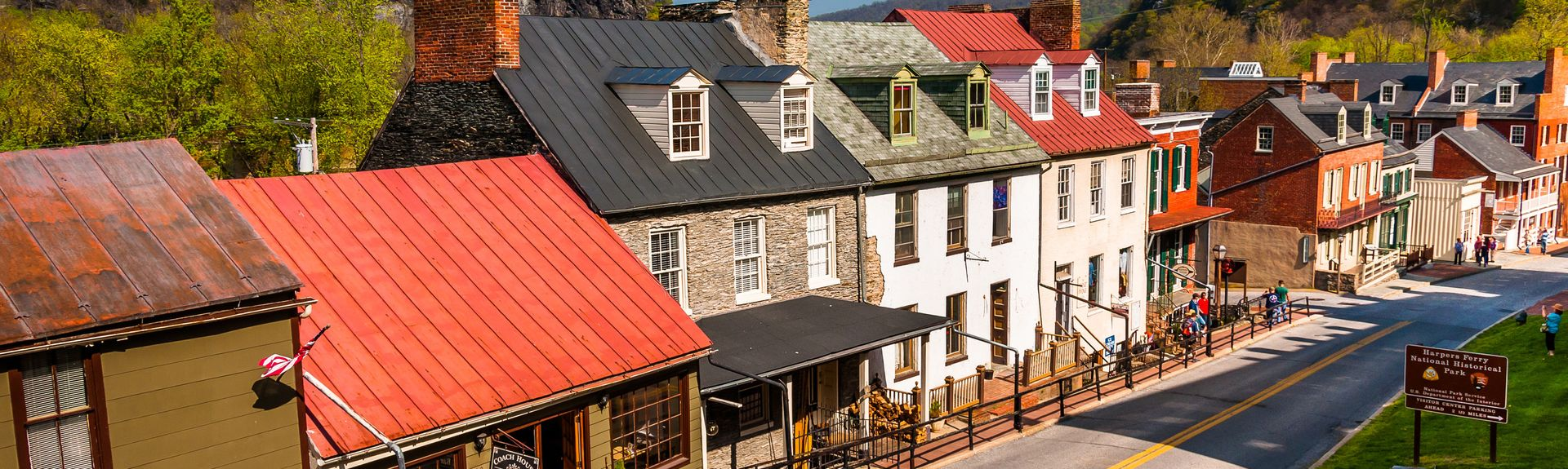 Harpers Ferry, WV, USA