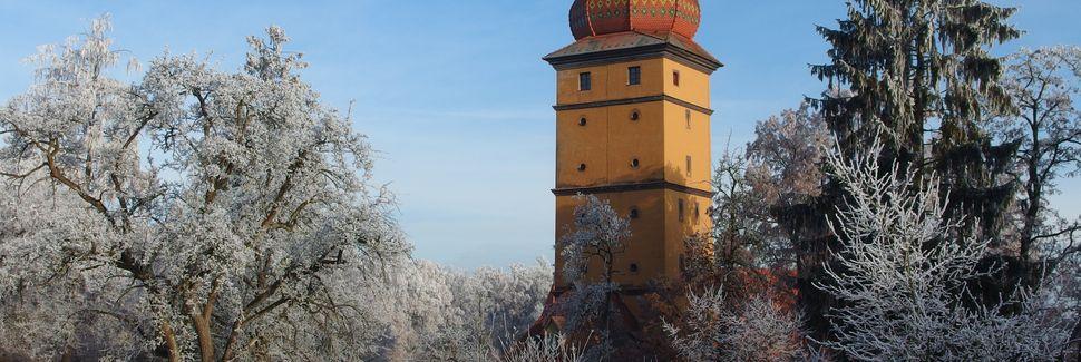 Feuchtwangen, Bayern, Tyskland
