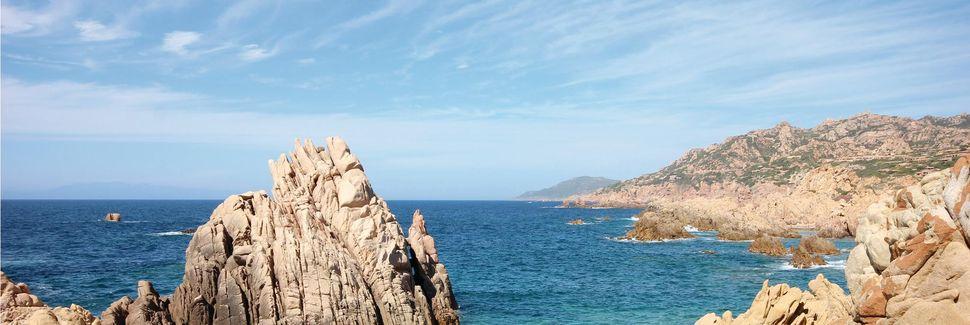 Badesi, Sardinia, Italia