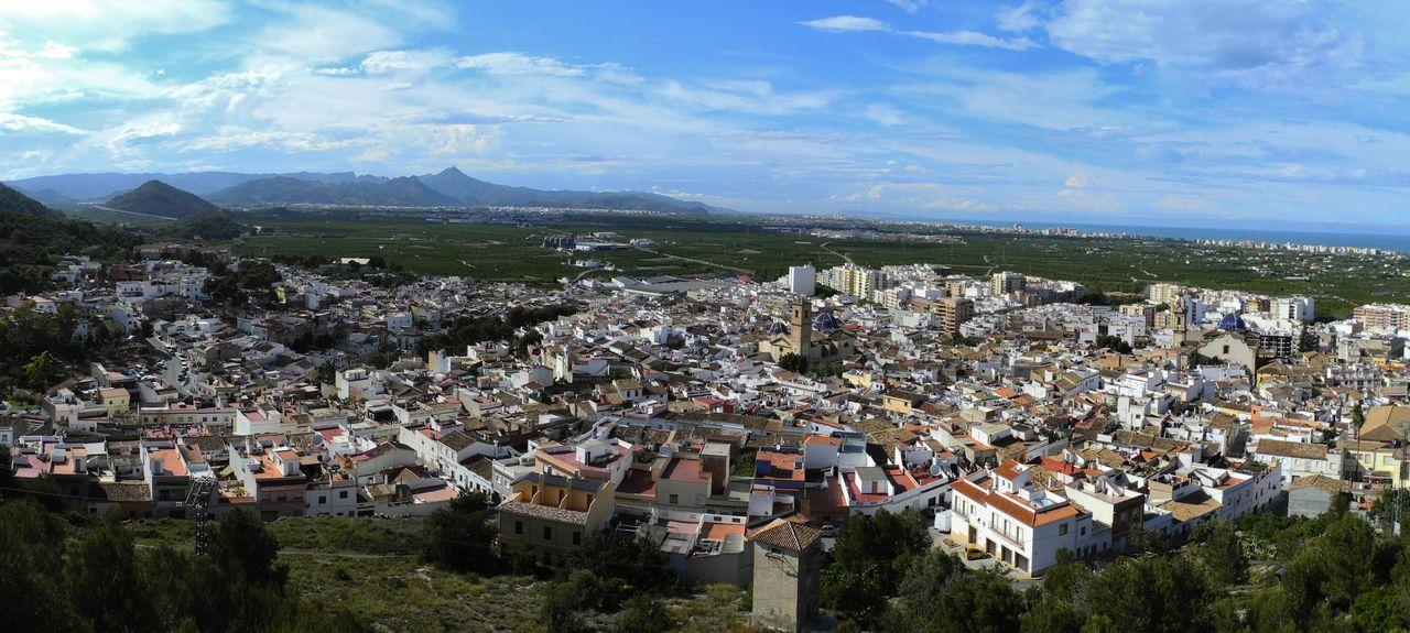 Oliva, Land Valencia, Spanien
