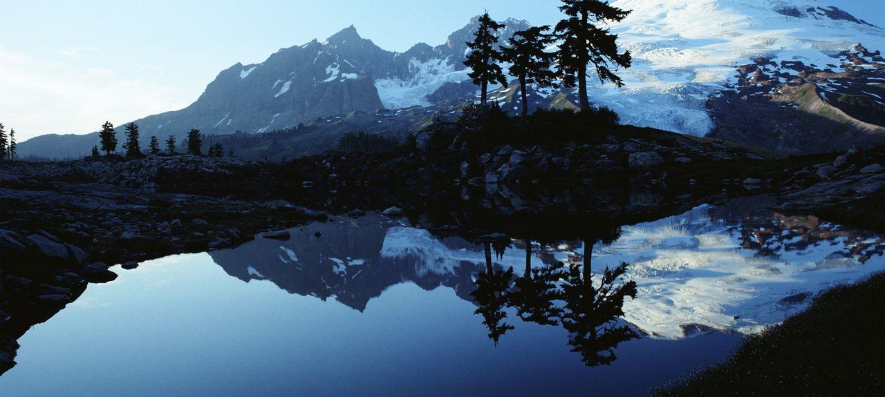 Mount Baker, Mt. Baker-Snoqualmie National Forest, Washington, USA