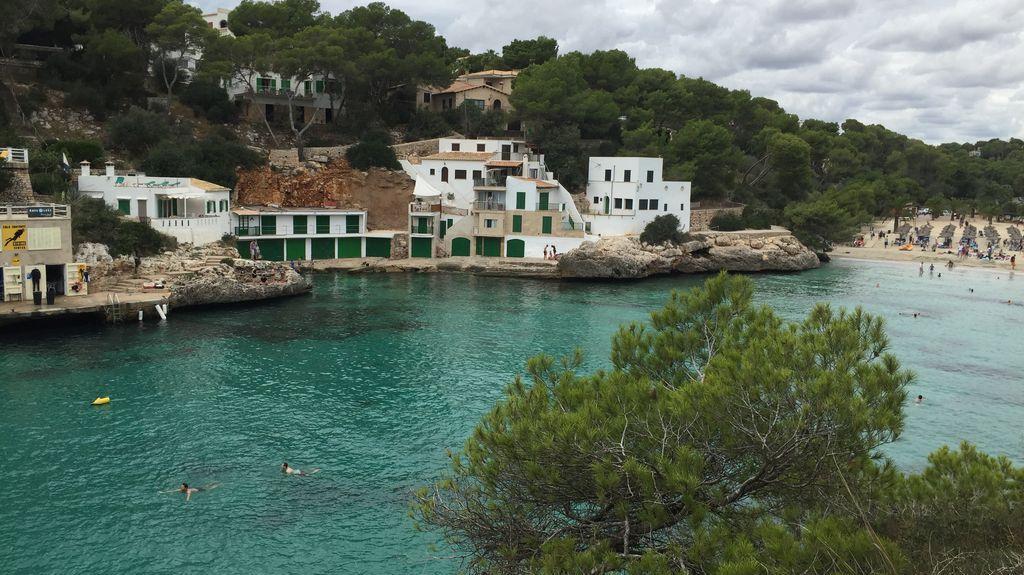 Cala Llombards, Balearic Islands, Spain