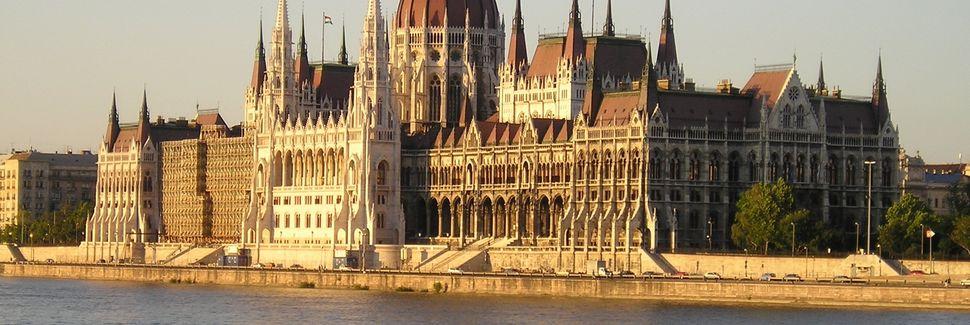 Víziváros, Budapest, Hungary